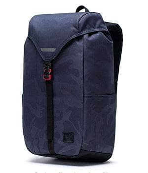 HERSCHEL THOMPSON ZAINO GRAFITE CAMO LATERALE