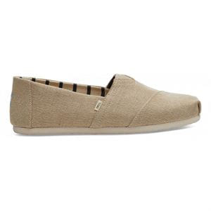 TOMS CLASSIC UNBLEACHED HERITAGE MAN SHOES RIGHT SIDE