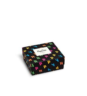 HAPPY SOCKS HAPPY GIFT BOX CALZE SCATOLA