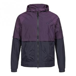 MASTRUM NT HOODED JACKET GIACCA MELANZANA FRONTALE