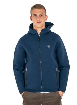 THREE STROKE UNIFORM GIACCA UOMO BLU 1