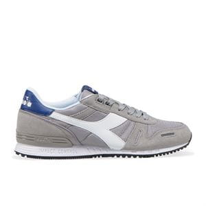 DIADORA TITAN II GRAY ASH DUST RIGHT SIDE