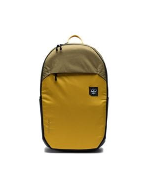 HERSCHEL MAMMOTH BACKPACK LARGE ZAINO VERDE KHAKI FRONTALE