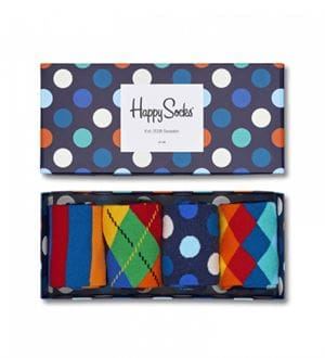 HAPPY SOCKS MIX GIFT BOX CALZE