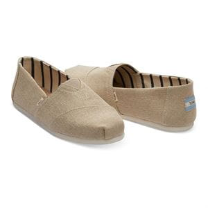 TOMS CLASSIC UNBLEACHED HERITAGE MAN SHOES