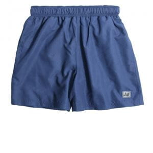 PEACEFUL HOOLIGAN COOPER SWIM SHORTS NAVY COSTUME UOMO FRONTALE