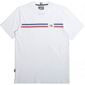 PEACEFUL HOOLIGAN MADDISON T-SHIRT WHITE FRONT