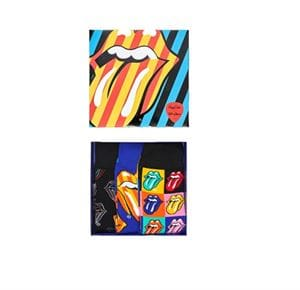 HAPPY SOCKS ROLLING STONES 3-PACK GIFT BOX CALZE SCATOLA