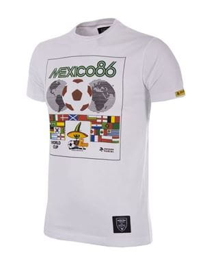 COPAFOOTBALL WORLD CUP 1986 MAGLIA