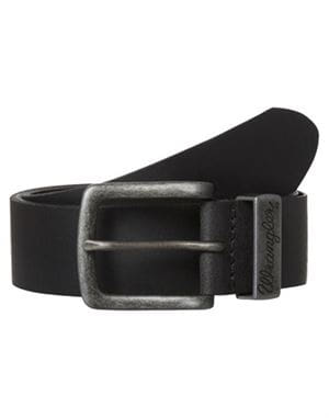 WRANGLER BASIC METAL LOOP CINTURA UOMO NERO