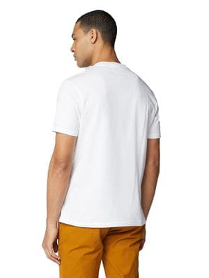 BEN SHERMAN SCOOTER TEE BIANCO RETRO
