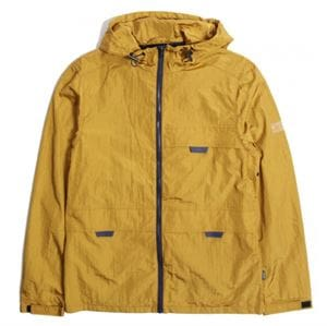 PEACEFUL HOOLIGAN COMPASS JACKET GIACCA INCA GOLD FRONTALE