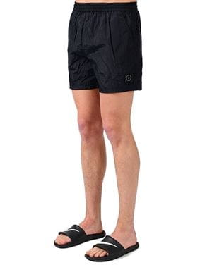 MARSHALL ARTIST MICRO SWIM COSTUME BLACK UOMO LATERALE