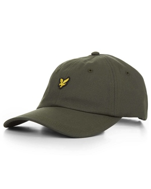LYLE AND SCOTT TWILL BASEBALL CAPPELLINO UOMO