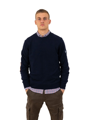 THREE STROKE ULF SWEATER