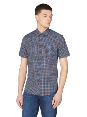 BEN SHERMAN MINI GINGHAM SHIRT