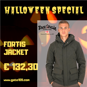 Speciale Halloween 2019 Three Stroke Fortis Jacket