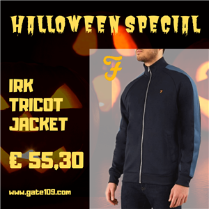 Speciale Halloween 2019 Farah Irk Tricot Jacket
