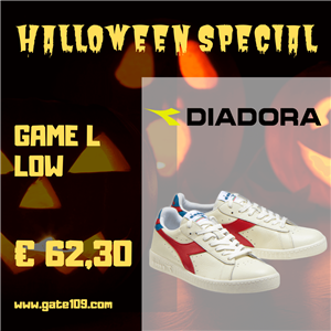 Speciale Halloween 2019 Diadora Game L Low