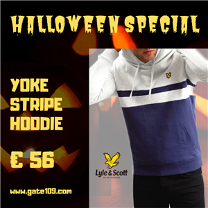Speciale Halloween 2019 Lyle and Scott York Stripe